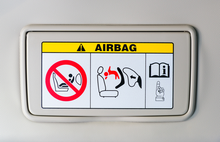 When Do Airbags Deploy In An Accident >> Airbags – What You Need To Know | Certified Auto Body Repair Shop Knoxville TN | Dalton Collision